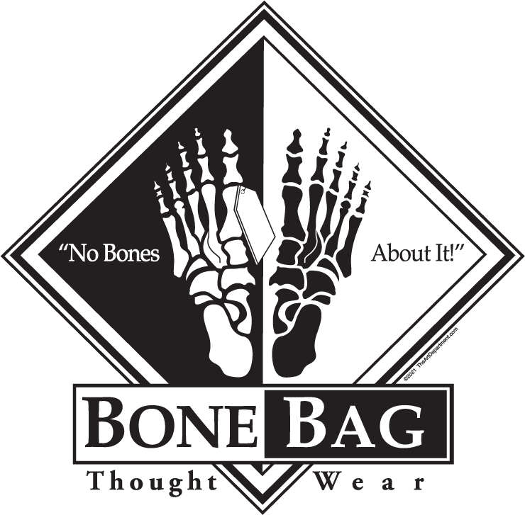 Bone Bag Thought Wear
