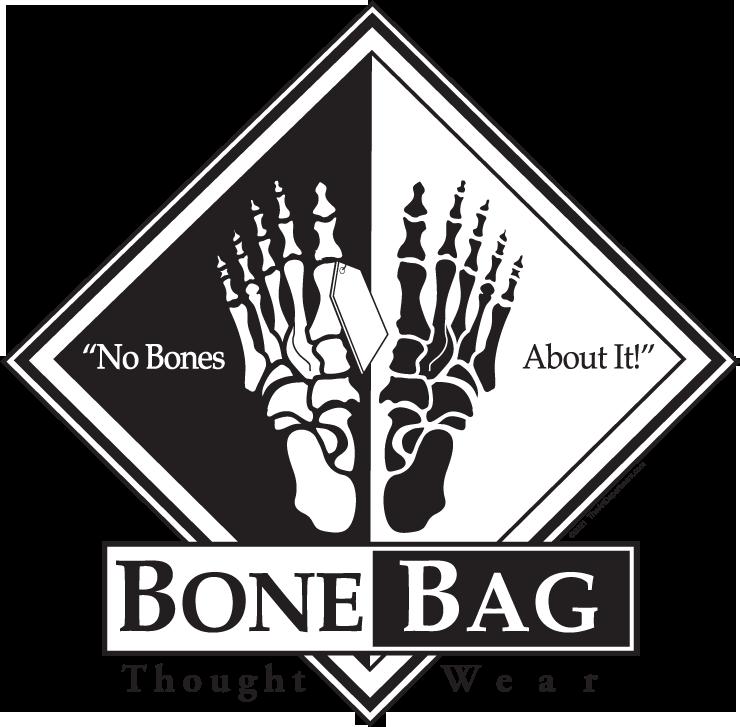 Bone Bag Thought Wear