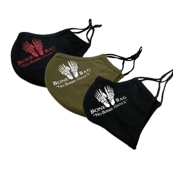 Bone Bag Masks